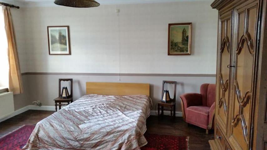 Chambre au calme à La Civanne - Tintigny - Casa