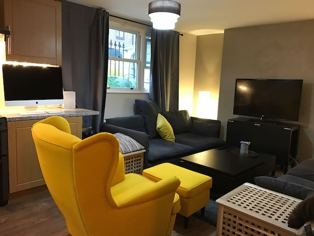 Quiet flat with comfy superking bed - Londres - Pis