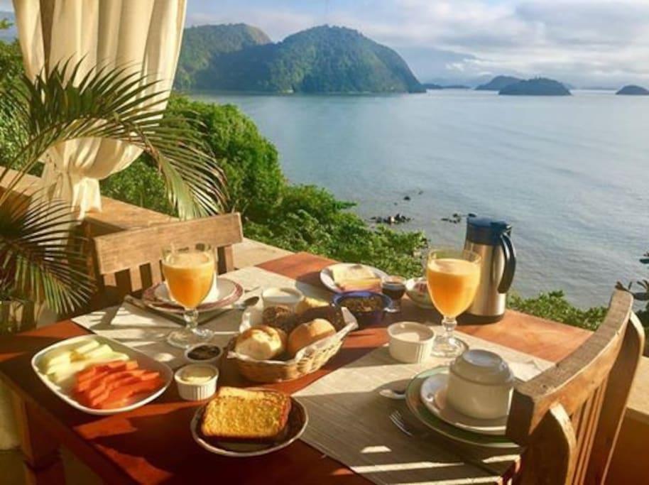 Café da manhã :: Breakfast