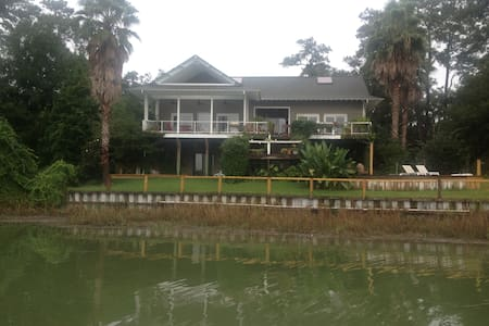Waterfront Home on Tidal Marsh - Beautiful views!