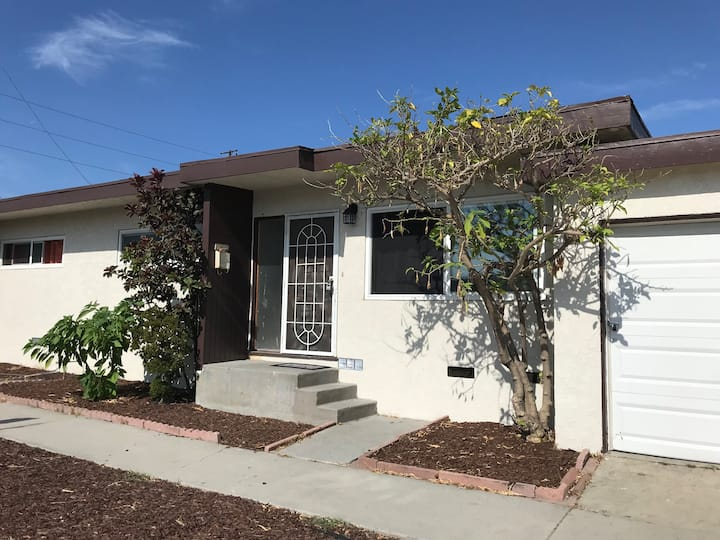 Private cozy room/ twin bed/ South Bay Area