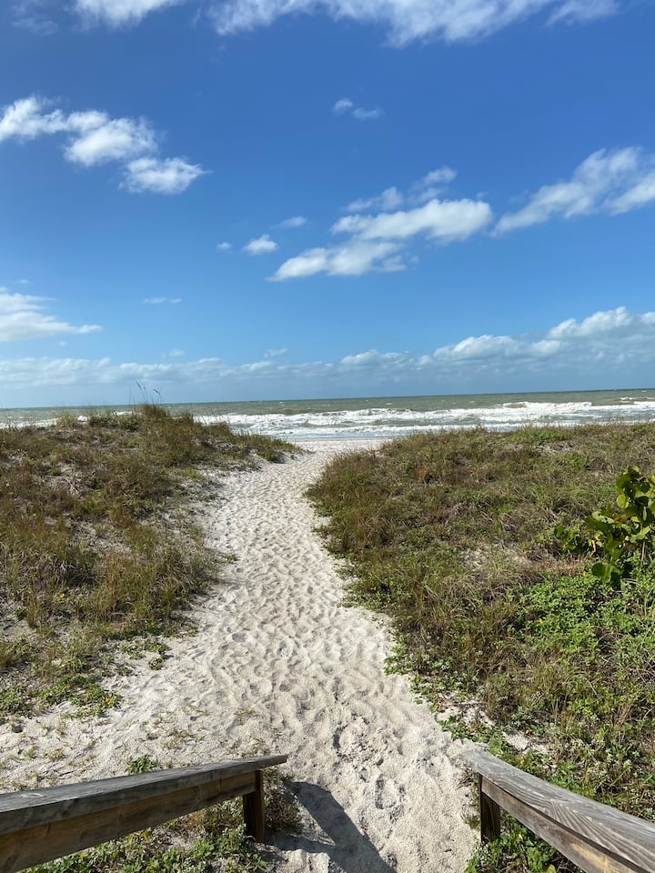 Beach Front Cozy Cottage - Indian Rocks Beach #5