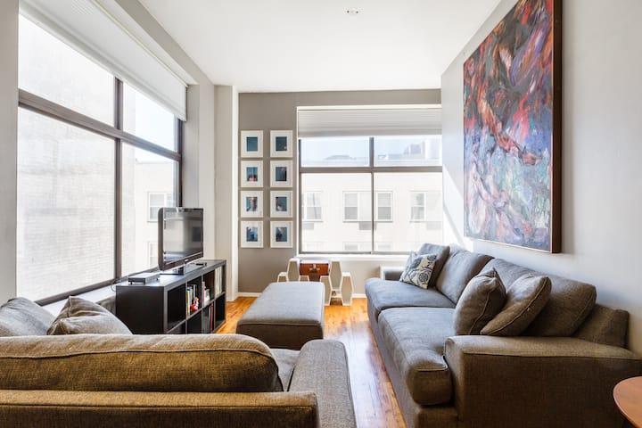 Fabulous Loft Studio in Gramercy