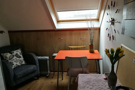 Cosy apartment near Amsterdam including breakfast