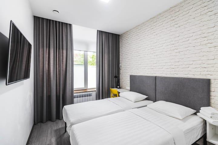 Trend Samara (комната с двумя кроватями)