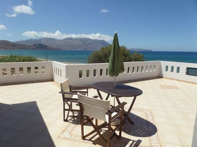 Waterfront  Apartment - Kissamos - Daire