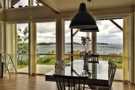 Luxurious cabin with amazing views - Vestvågøy