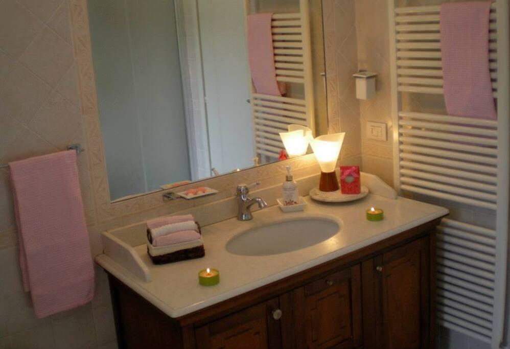 Confort e privacy Bagno Padronale Size 9,50 m2-sqm