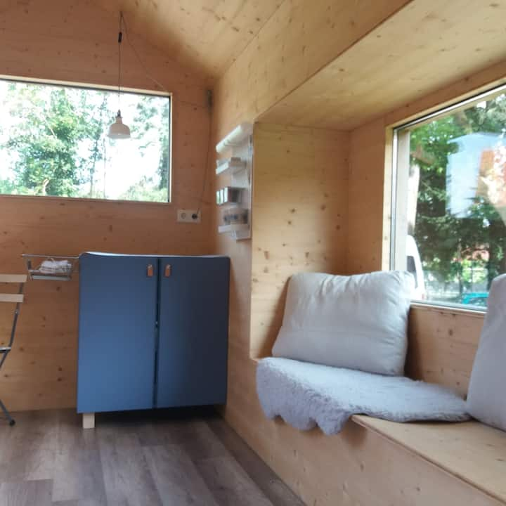 Tiny House an der Leine