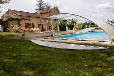 La sieste contée, séjour insolite en Périgord Noir - Villefranche-du-Périgord - Dům