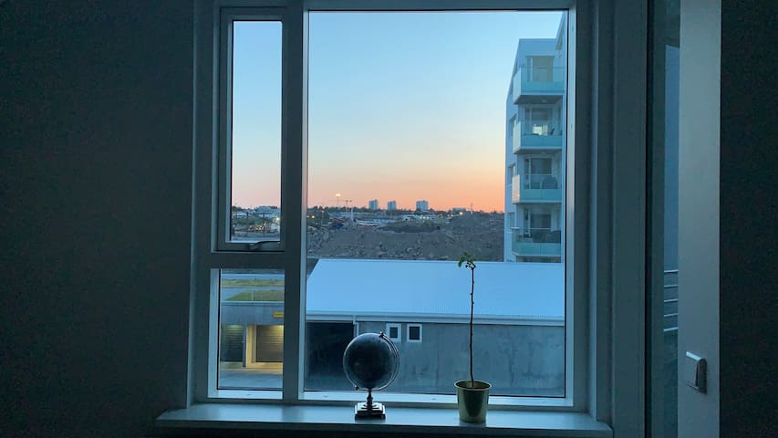 Cozy apartment  in heart of Reykjavík