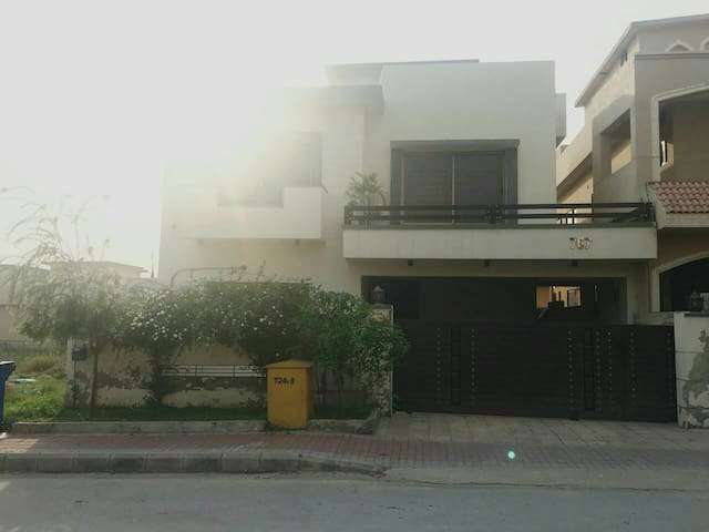 Fully Furnished House, Phase 5, Bahria Town