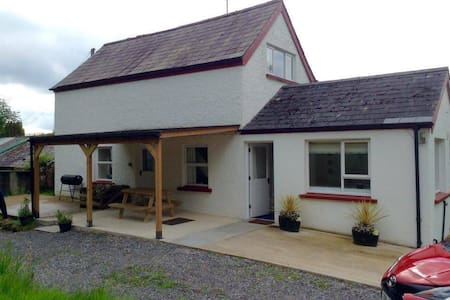 Self-catering Garden Cottage, Secluded, Sleeps 4 - Fermanagh - House