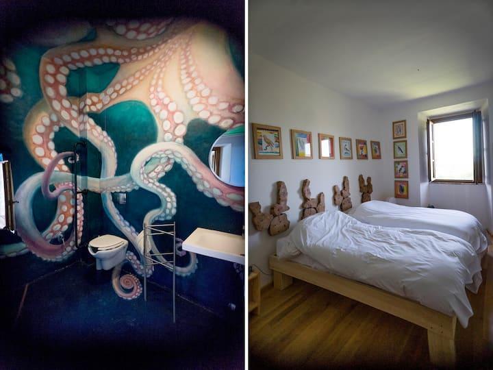 Triple Room @ Ostello Bello Assisi Bevagna