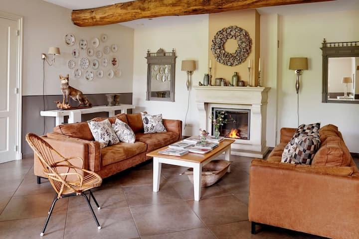 Luxueuse maison de vacances XXL dans le Limbourg