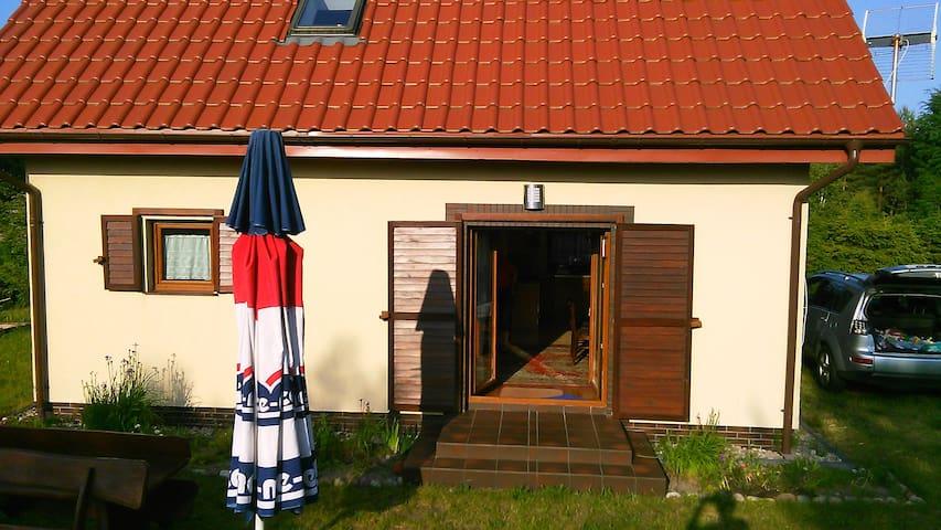 Bursztynowy Domek Lubiatowo Kopalino - Lubiatowo - Casa