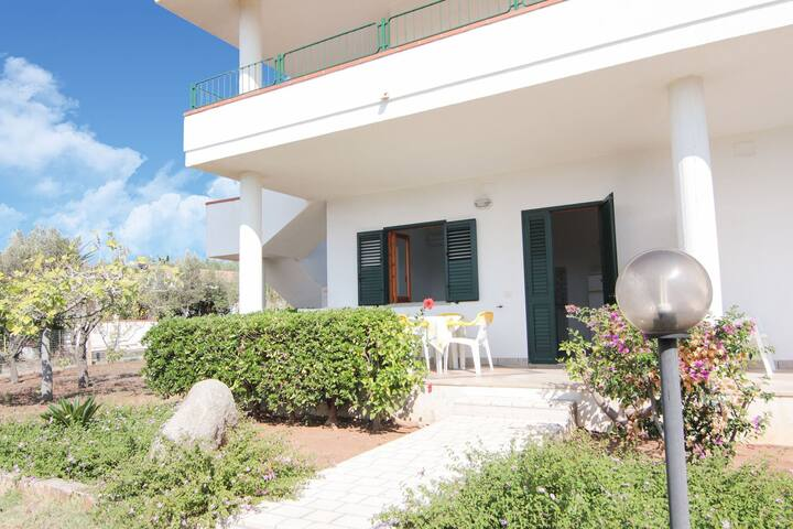 Cozy Holiday Home with Pool in Ricadi Calabria