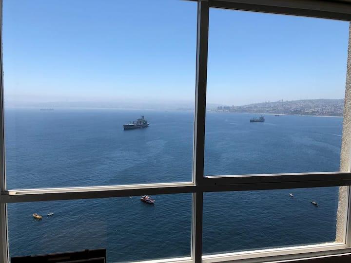Faro de Belleza en Valparaíso