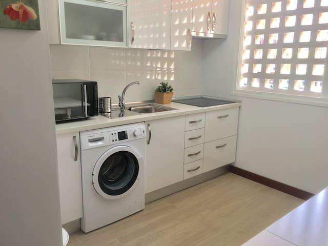 Encantador estudio recién reformado - Santa Cruz de Tenerife - Apartamento