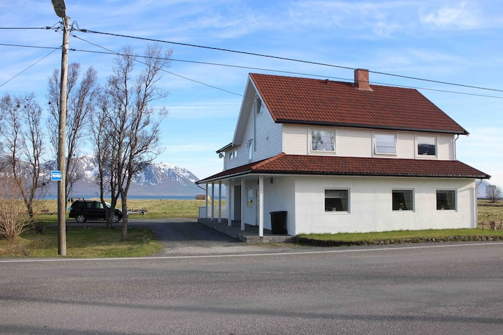 Elka apartment - In the middel of Andøya