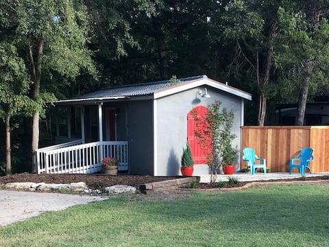 Cabin on White Rock Creek