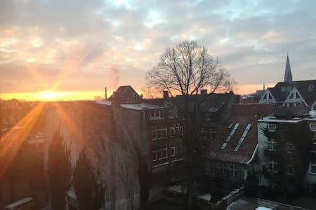 süße Wohnung m. tollem Blick, Innenstadt-52qm, 2Zi - Lübeck