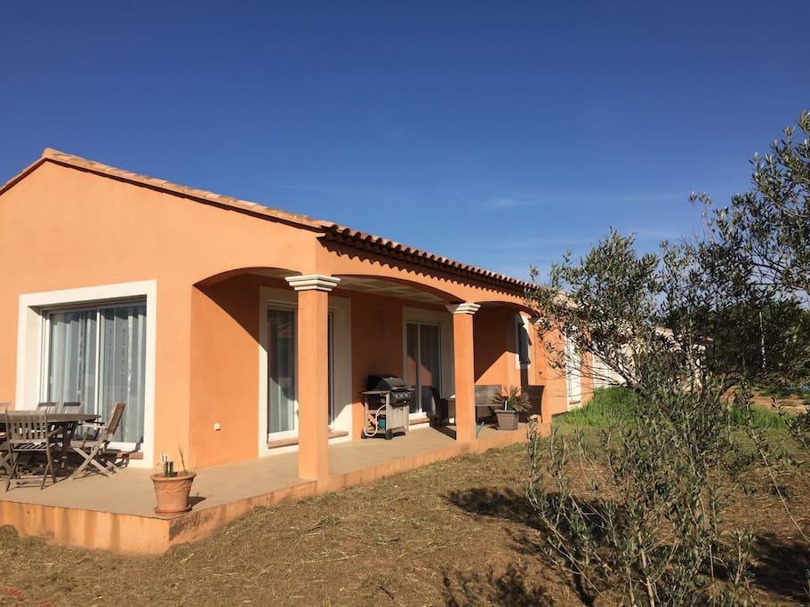 Villa A Louer A Hyeres