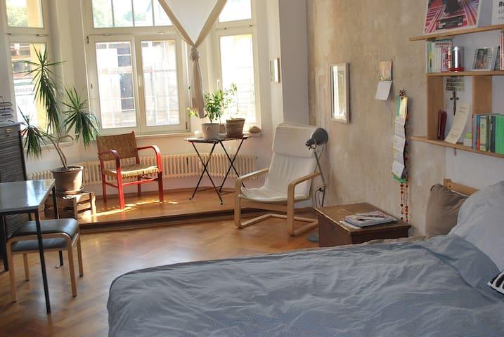 Gemütliches Zimmer- Leipziger Süden - Leipzig - Apartment