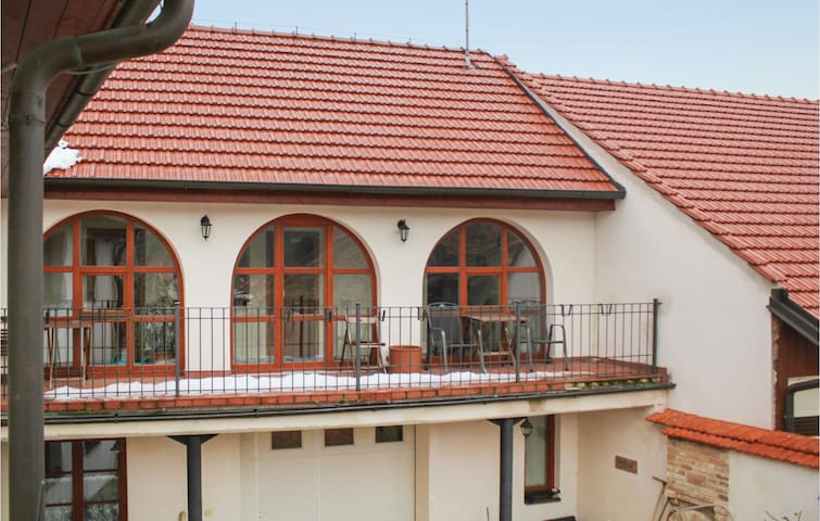 Holiday apartment with 1 bedroom on 48 m² in Mikulov