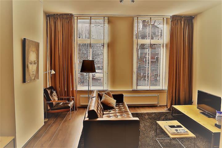 Luxe design appartement Rotterdam