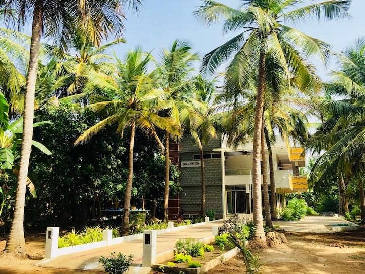 Shiv Sakthi Villa - Indulge your stay with Nature.