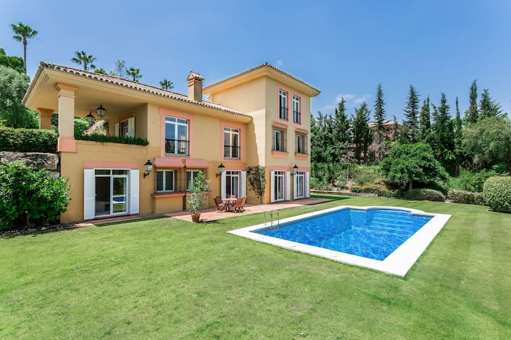 Luxurious Villa in Sotogrande.