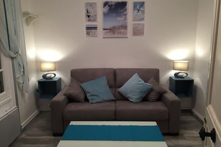 Superbe Studio refait à Neuf ! 50m de la plage - Trouville-sur-Mer - Lägenhet