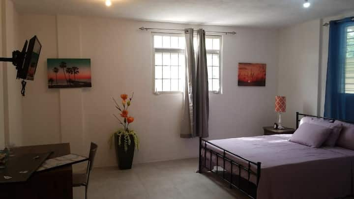 2Bedrooms(Gated House),TV, WiFi. Best place 2 Stay