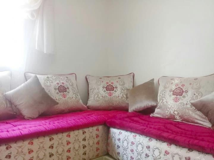 Un joli appartement dans une residence securise