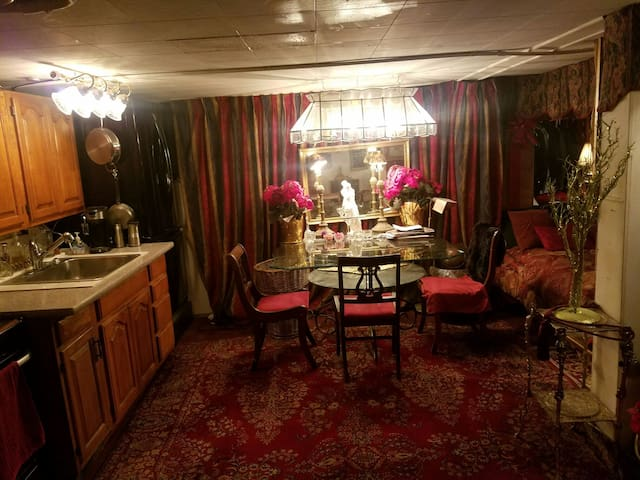 Very nice half basement apartment! - St. Louis - Wohnung