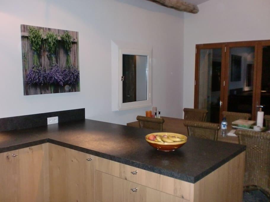 Moderne keuken Modern kitchen