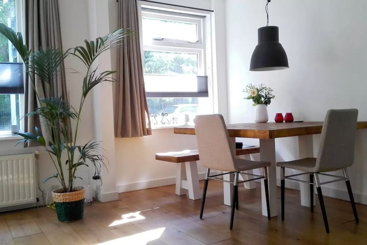Awesome family-apartment aside of the park - Utrecht - Apartament