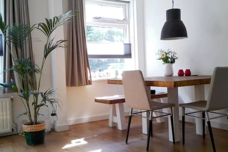 Awesome family-apartment aside of the park - Utrecht
