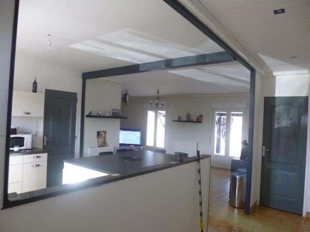 le lanot - Anzex - House