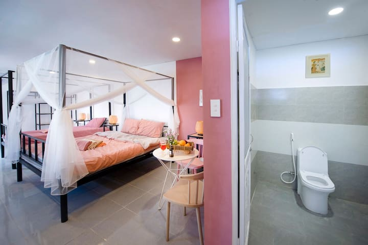 Phòng 01 Krong Pak(homestay Vuon PhapII)