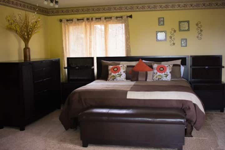 Shane Acres Bed and Breakfast Tranquility Suite