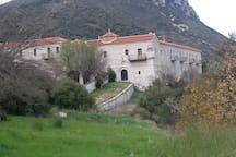 Ιερά μονή Βουλκάνου/ Monastery Vulcano