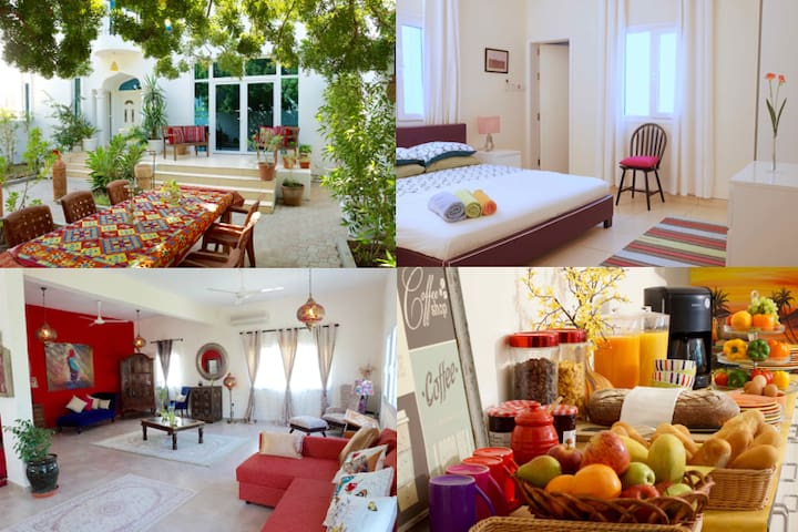 Behlys Villa - Muscat - Bed & Breakfast