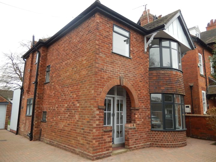 Detached home in Lincoln's Cathedral Quarter