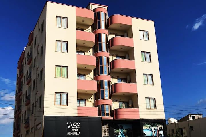 Fully Serviced 2+1 Home, In the Heart of Famagusta