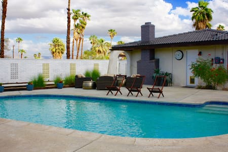 Budget Family - Pool, Spa, Firepit, FREE POOL HEAT - Cathedral City - Haus