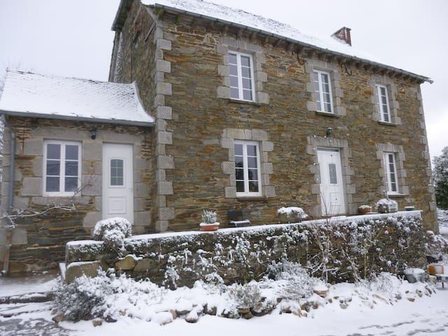 Charmante maisonnette à LE FEL, Emblars - Le Fel - エコロッジ