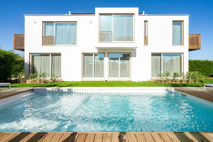 Casa Vica - Apartamento de 1 Quarto com Piscina