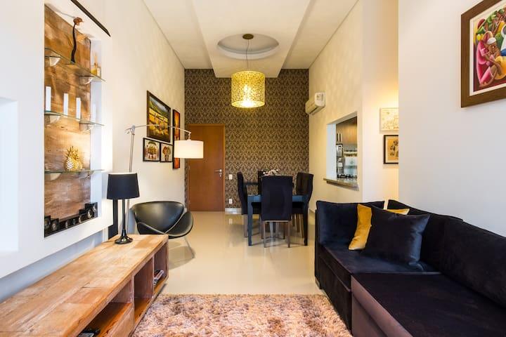 Apartamento Ubatuba  condomínio latitude 23 itagua
